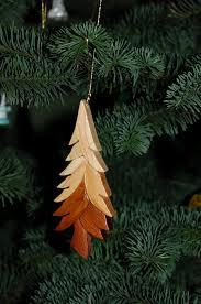 handmade tree ornament by gielishwoodsculpture