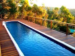 bedroom stunning cost fibreglass lap pool applecross swimming