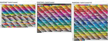 Palette Pantone Pantone Shades Missing Coreldraw Graphics Suite X4 Coreldraw