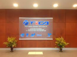 toyota company tica homepage