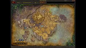 Terminus Cave Map Wow Krokuun Argus Gebiet