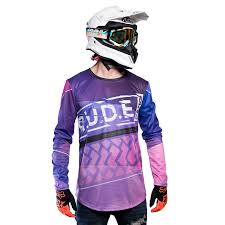 kawasaki motocross jersey rude gang clothing motorcycle streetwear brand