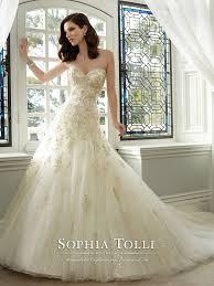 Wedding Dresses For Halloween by Y11630 Kim Mon Cheri Bridals