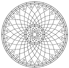 mandala to download in pdf 5 mandalas coloring pages for