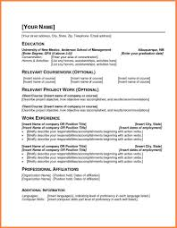 beginning resume 7 job resume template pdf professional resume list
