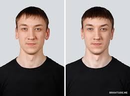 what would i look like with different hair a fascinating photo project about the reflection we want to see in