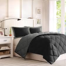 classics 3m down alternative reversible comforter set