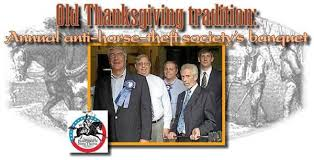 thanksgiving tradition annual anti theft society s