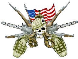 world war ii skull color by joshdixart on deviantart
