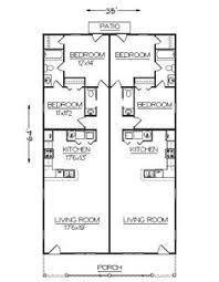 single story duplex floor plans one level duplex craftsman style floor plans duplex plan 1261 b