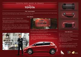 where is toyota made toyota yaris toyota yaris made in promo pr ad by