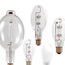 sylvania ed37 400w clear metal halide lamp e39 mogul light