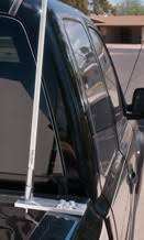 Flag Pole Mount For Truck Bed Safetywhips Com Industrial And Mine Safety Vehicle Identification