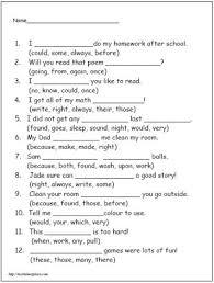 printable reading comprehension worksheets for 2nd grade worksheets