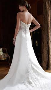 shapewear spanx under my satin wedding gown please help
