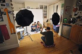 portrait studios home photo studios how to shoot pro quality portraits with a