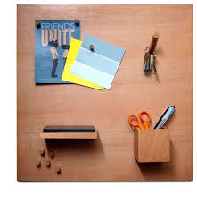 Magnetic Bulletin Board Magnetic Wood Bulletin Board Set Modern Bulletin Boards And