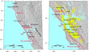Oregon Earthquake Map by Ground Motion Modeling Of The 1906 San Francisco Earthquake Part