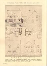house builder plans home builders plan book house plans 1900 1930s