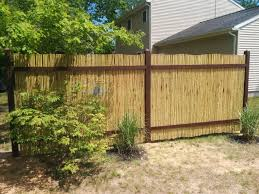 customer projects brian kirk beautiful bamboo fence