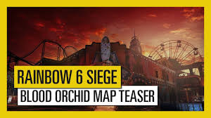 Tom Clancy Rainbow Six Siege Blood Orchid Dlc Tom Clancy S Rainbow Six Siege Blood Orchid Map Teaser