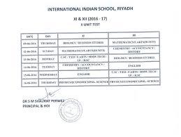 examination iisr