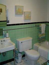 green bathroom tile ideas best 25 1950s bathroom ideas on retro bathroom decor
