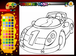 race car coloring pages for kids race car coloring pages youtube