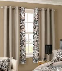 Window Curtains Design New Window Curtain Styles Chic Curtain Designs For Small Windows