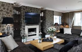 Lounge Interior Design Ideas Uk living room interior design ideas uk rift decorators Interior Wood Cladding Ideas spectacular InteriorHD inspiration