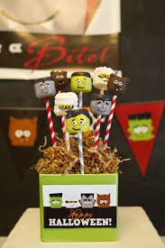 Halloween Monster Cakes by Sweet Cheeks Tasty Treats October 2011