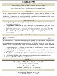 good marketing resume sample event planner resume best 25 resume summary examples ideas on