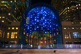 led light installation near me photos anne militello s light cycles led art installation unveiled