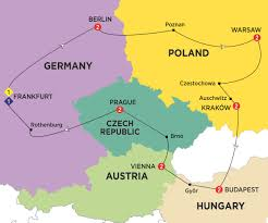 Map Of Poland And Germany by Poland Tours U0026 Poland Vacations Trafalgar Us