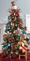 Santa Claus Christmas Tree Decorating Ideas by