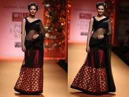 saree draping new styles new saree draping styles you can try boldsky com