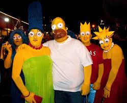 Simpson Halloween Costumes Halloween Costume Ideas