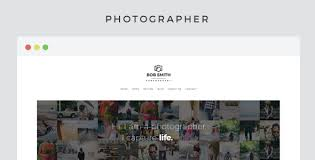 photographer a template for photographers by pixelwars themeforest