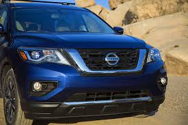 nissan pathfinder reviews 2017 2017 nissan pathfinder first drive