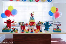 sesame birthday kara s party ideas sesame themed 3rd birthday party with