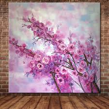purple flower wall murals wall murals you ll love purple flower wall murals home design