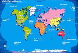 World Map Continents by World Map Continents Id 83617 U2013 Buzzerg