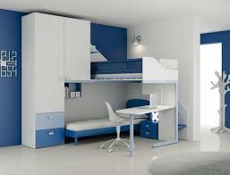 chambre garçon lit superposé chambre enfant pour garçon moderne design compact so nuit