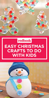 easy christmas crafts for kids holiday arts and crafts