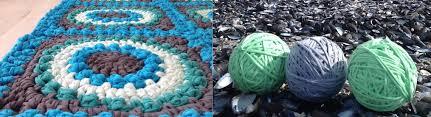 Crochet Tshirt Rug Pattern Pink Doily T Shirt Rug Pienk Doily T Shirt Mat U2013 Crochet In
