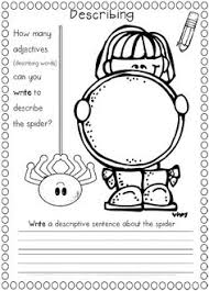 free printable halloween worksheets for 1st graders october
