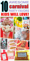 Welcome Home Party Decorations Best 25 Carnival Party Favors Ideas On Pinterest Circus Party