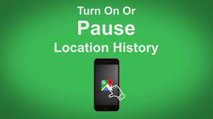 Google Location History Map Google Maps Turn On Or Pause Location History Youtube