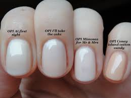 opi wedding colors opi mimosas for mr and mrs all dolled up with no place to go
