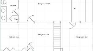 Basement Floor Plan Ideas Free Rectangular Basement Floor Plan Ideas Basement Bathroom Floor Plan